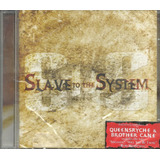 Cd Slave To The System  queensryche  lacrado