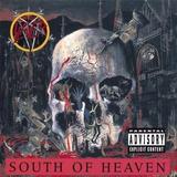 Cd Slayer South Of Heaven   Original Lacrado 1988