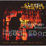Cd Sleeps With Angels    Neil Young And Crazy Horse