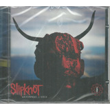 Cd Slipknot Antennas To Hell 2012 19 Faixas Warner Lacrado