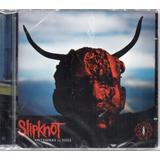 Cd Slipknot Antennas To Hell Original Lacrado