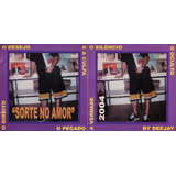 Cd Slow Motion Volume 13 Sorte No Amor Dj Adilson 2004 Usado