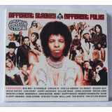 Cd Sly And Family Stone Different Strokes By Different Folks