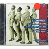 Cd Smokey Robinson & The Miracles   Whatever Makes You Happy
