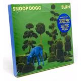 Cd Snoop Dogg Bush 2015 Americano Lacrado 10 Faixas