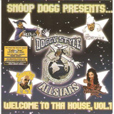 Cd Snoop Dogg Presents   Welcome To Tha House   Vol 1   Novo