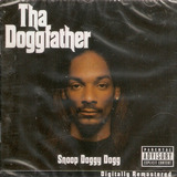 Cd Snoop Doggy Dogg   Tha Doggfather