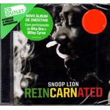 Cd Snoop Lion   Reincarnated