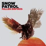 Cd Snow Patrol   Fallen Empires   Simples acrílico   Lacrado