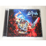 Cd Sodom   Code Red 1999  alemão  Lacrado