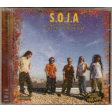 Cd Soja   Soldiers Of Jah Army   Novo