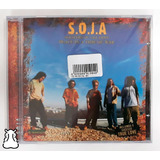 Cd Soja Soldiers Of Jah Army Peace In Time Of War Novo