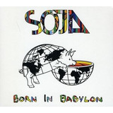Cd Soldiers Of Jah Army Born In Babylon