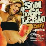 Cd Som Do Galerão 2007 Dennis Dj O Melhor Do Funk Som Livre