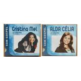 Cd Som Gospel Cristina Mel E Alda Célia