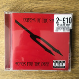 Cd Songs For The Deaf  Queens Of The Stone Age