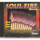 Cd Soul Fire Revival   George Mccrae Anita Ward Marta Reeves