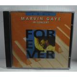 Cd Soul Marvin Gaye In Consert Forever Lacrado Importado