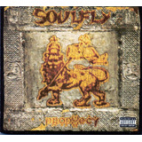 Cd Soulfly   Prophecy   Digipack   Novo