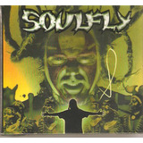 Cd Soulfly   Soulfly Eye For An Eye   Lacrado Duplo