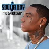 Cd Soulja Boy   Deandre Way Deluxe Edition  Importado