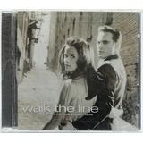 Cd Soundtrack Walk The Line   Johnny Cash   Joaquin Phoenix
