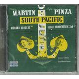 Cd South Pacific Musical Da Broadway 1949 Edição 1998 Lacrdo