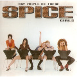 Cd Spice Girls   Say You ll Be There   Semi Novo