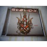 Cd Static X   Machine