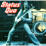 Cd Status Quo   The Early Works   Disc 3   Novo  Importado