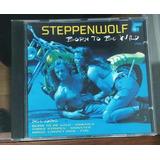 Cd Steppenwolf   Born To Be Wild   Original   Usado