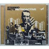 Cd Stereo Mcs   Retroactive   Lacrado   Importado