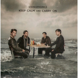 Cd Stereophonics   Keep Calm And Carry On   Novo Deslacrado