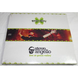 Cd Steve Angello Live Green Valley Ex Dj Swedish House Mafia