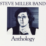 Cd Steve Miller Band   Anthology  importado Usa  Raridade