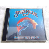 Cd Steve Miller Band Greatest Hits 1974 78  Frete De R$10 00