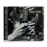 Cd Stevie Ray Vaughan   The Real Deal Greatest Hits 2   Impo