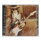 Cd Stevie Ray Vaughan And Double Trouble Live Carnegie Hall