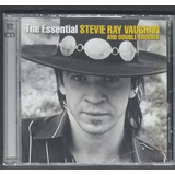 Cd Stevie Ray Vaughan And Double Trouble The Essential Duplo