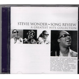 Cd Stevie Wonder   A Greatest Hits Collection