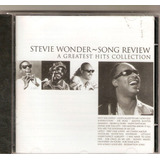 Cd Stevie Wonder   Song Review   A Greatest Hits Collection