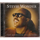 Cd Stevie Wonder   The Definitive Collection   Novo