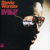 Cd Stevie Wonder Music Of My Mind