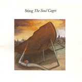 Cd Sting   The Soul Cages   Novo Porém Deslacrado