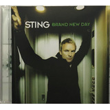 Cd Sting Brand New Day   A9
