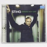 Cd Sting Brand New Day   Police Pop Jazz Rock