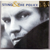 Cd Sting E The Police   The Very Best Of