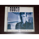 Cd Sting The Dream Of The Blue Turtles Japones The Police