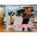 Cd Stone Temple Pilots   Close Your Eyes