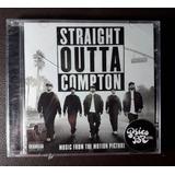 Cd Straight Outta Compton Psicobr Ost Nwa Funkadelic
